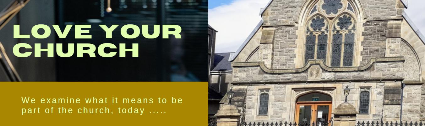 Enniskillen Presbyterian church